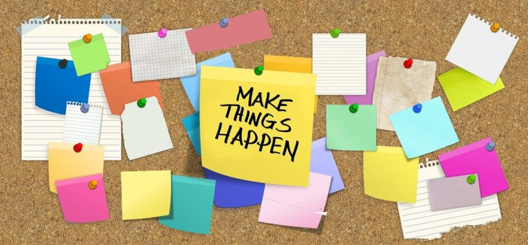 Make things happen - Oxford Media and Business School