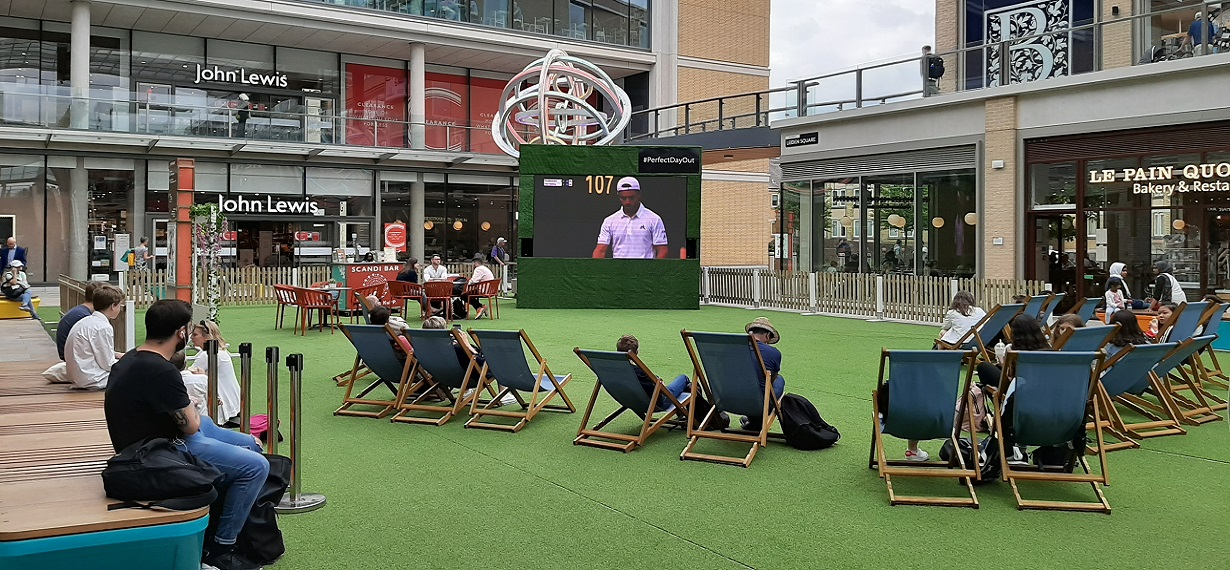 Oxford Media and Business School - Westgate Shopping