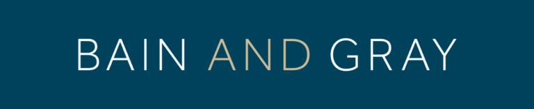 Bain & Gray Logo For Blog 2021